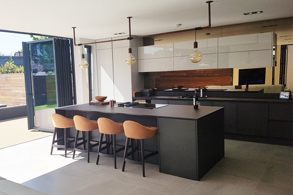 Concrete Kitchens London.
