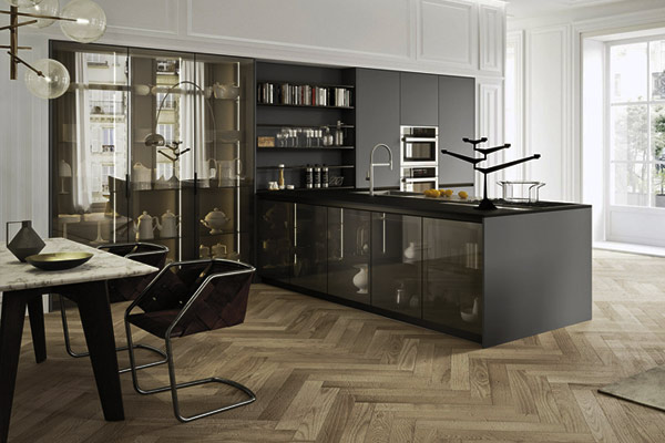 Glass Kitchens London.