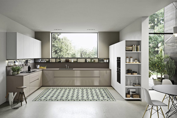 High Gloss Kitchens London. Made to Measure.