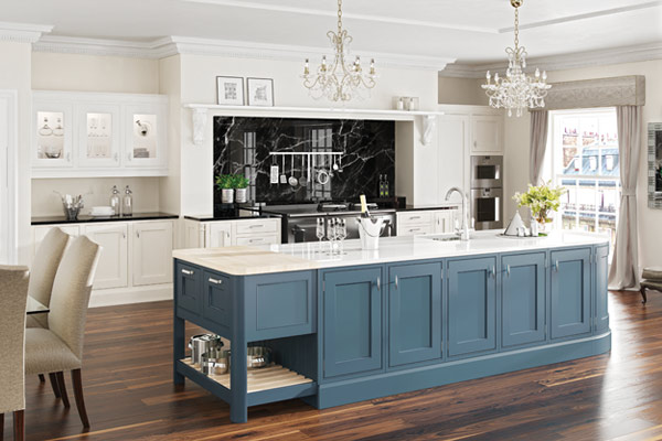 Inframe Kitchens London. Made to Measure.
