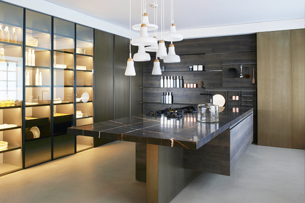 Liquid Metals Kitchens London