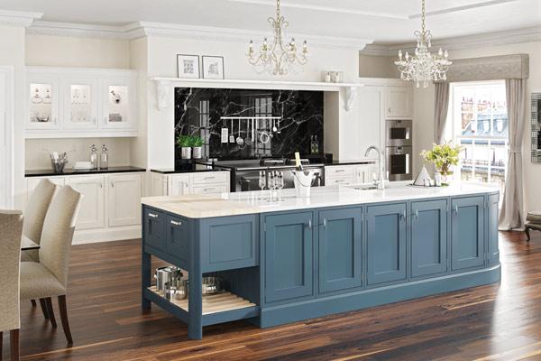 Luxury Inframe Kitchens London.