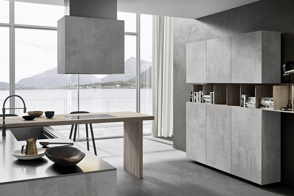 Material Finishes Kitchens London.