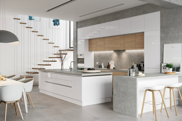 Modern Contemporary Kitchens London