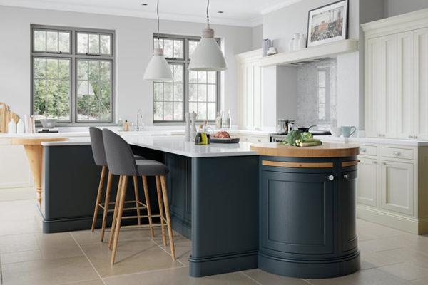 Premium Inframe Kitchens London.