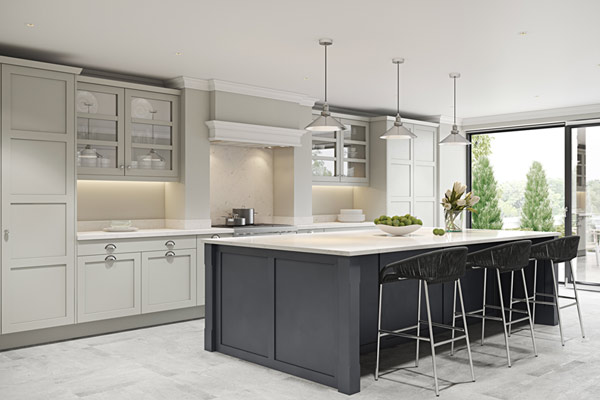 Shaker Kitchens London. Made to Measure.