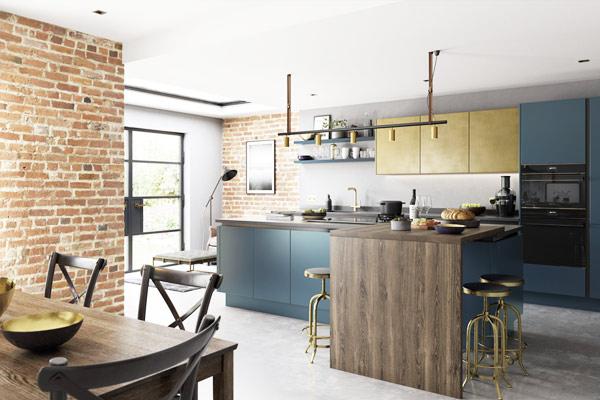 True Handleless Kitchens London. Made to Measure.