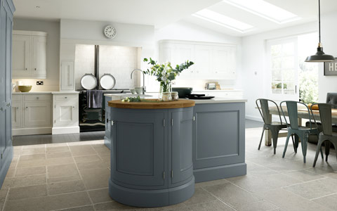 Bespoke Made Traditional Kitchens in London
