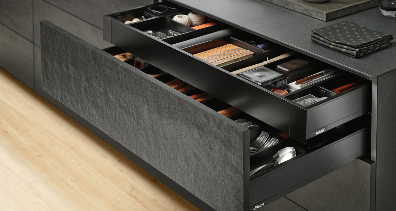 Blum Kitchen Units London - Made to Measure Kitchen Units
