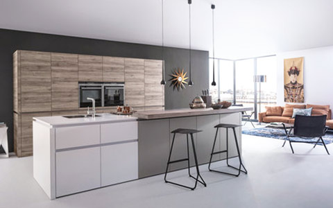 Complete & Assembled Kitchens in London