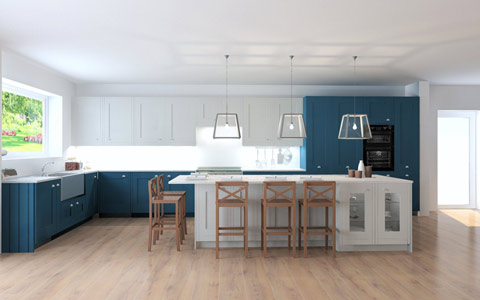 Creative Traditional Kitchen Design Service for London