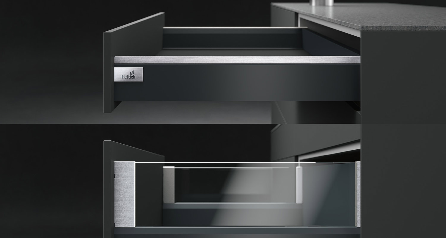 Hettich Kitchen Units London