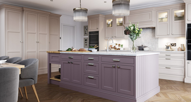 Inframe Kitchens in London. Bespoke Made.