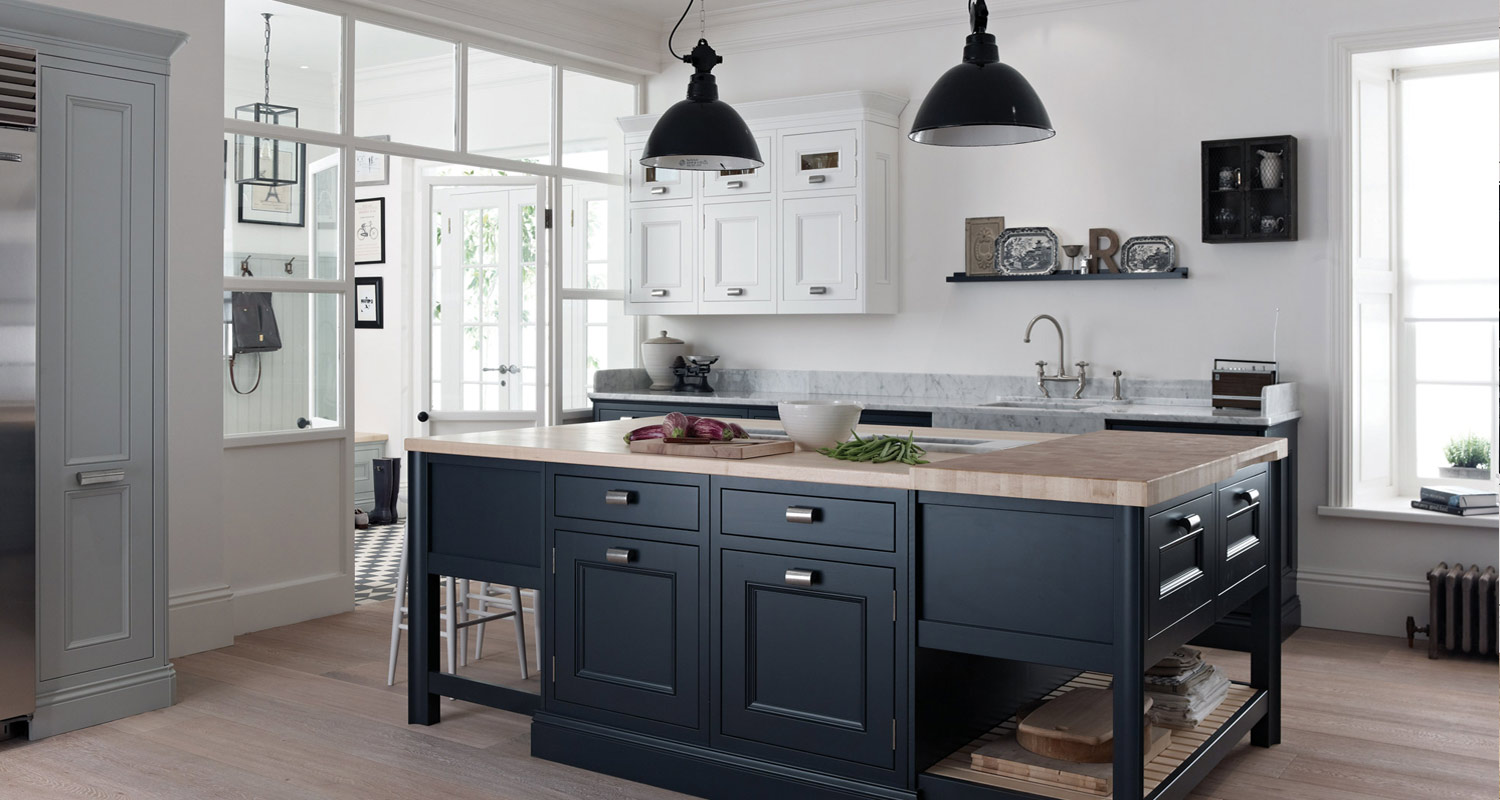 Inframe Kitchens in London. Made to Measure.