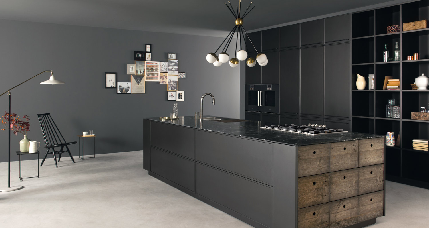Italian Made to Measure Kitchens in London