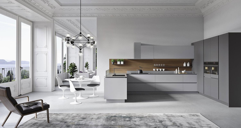 Italian Style Kitchens in London.