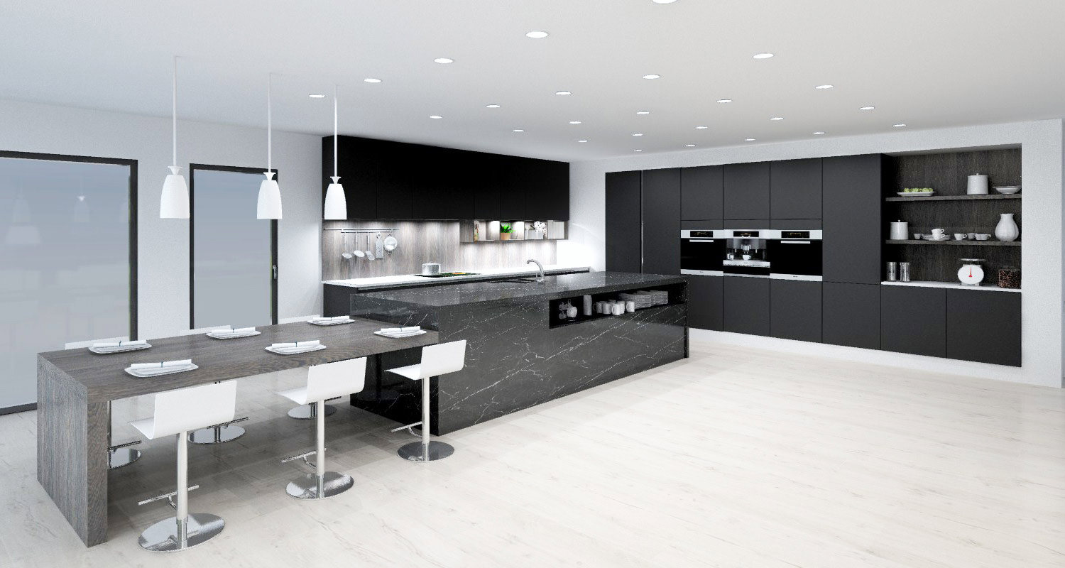 Kitchen Designer in London. Kitchen Design Service for London.
