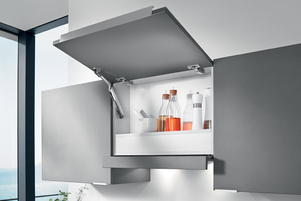 Kitchen Units with Smart Mechanisms