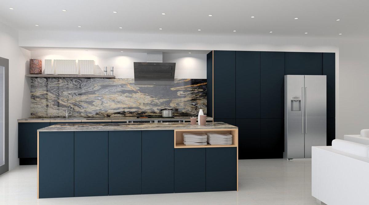 kitchen designers in london | creative kitchen design