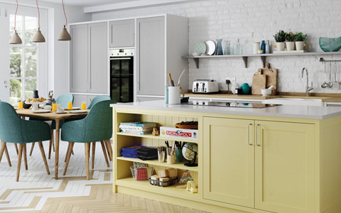 Traditional Kitchens in Any Colour