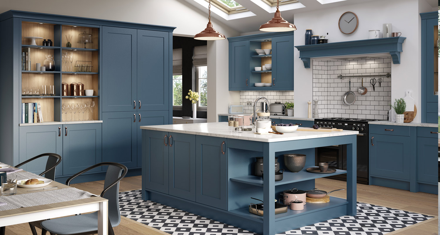 Traditional Kitchens in London. Bespoke Made.