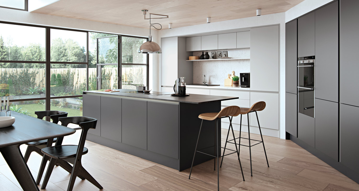 Modern Handleless Kitchens London